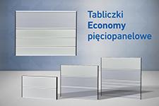 5 panelowe Economy