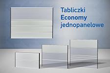 1 panelowe Economy
