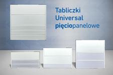 5 panelowe Universal