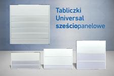 6 panelowe Universal