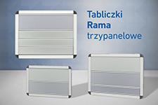 3 panelowe Rama