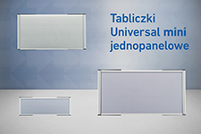 1 panelowe Universal mini